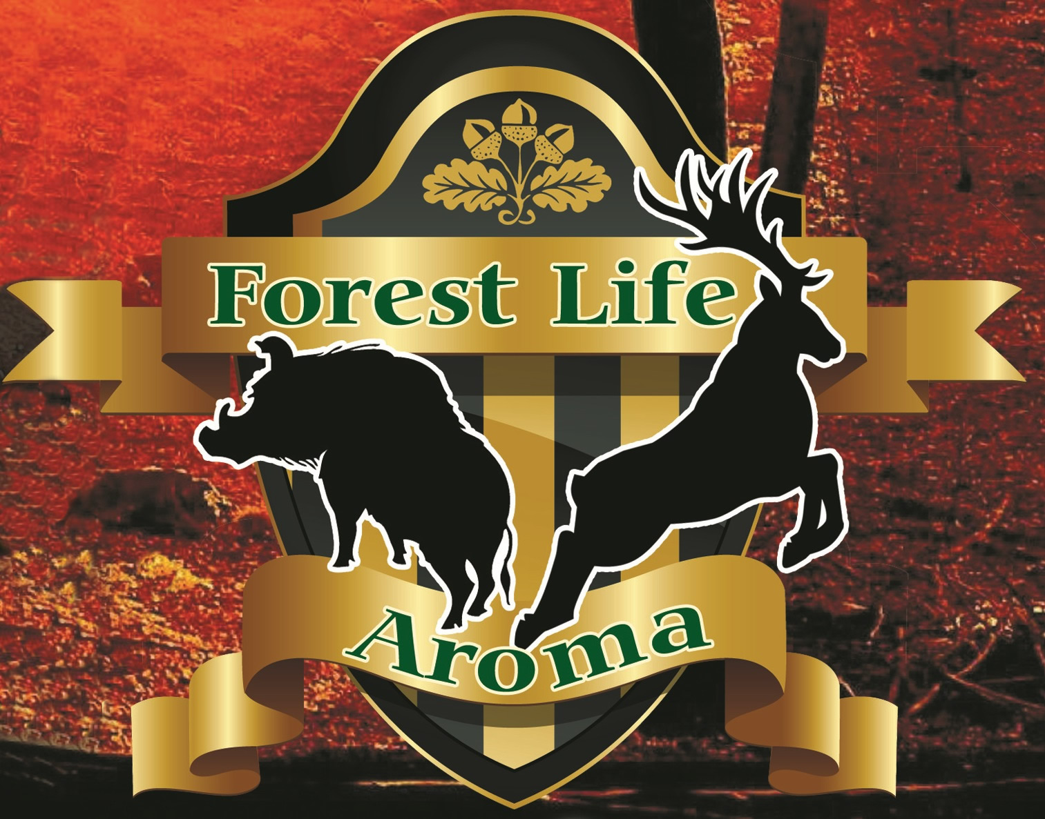 Forest Life kagyló aroma 1l