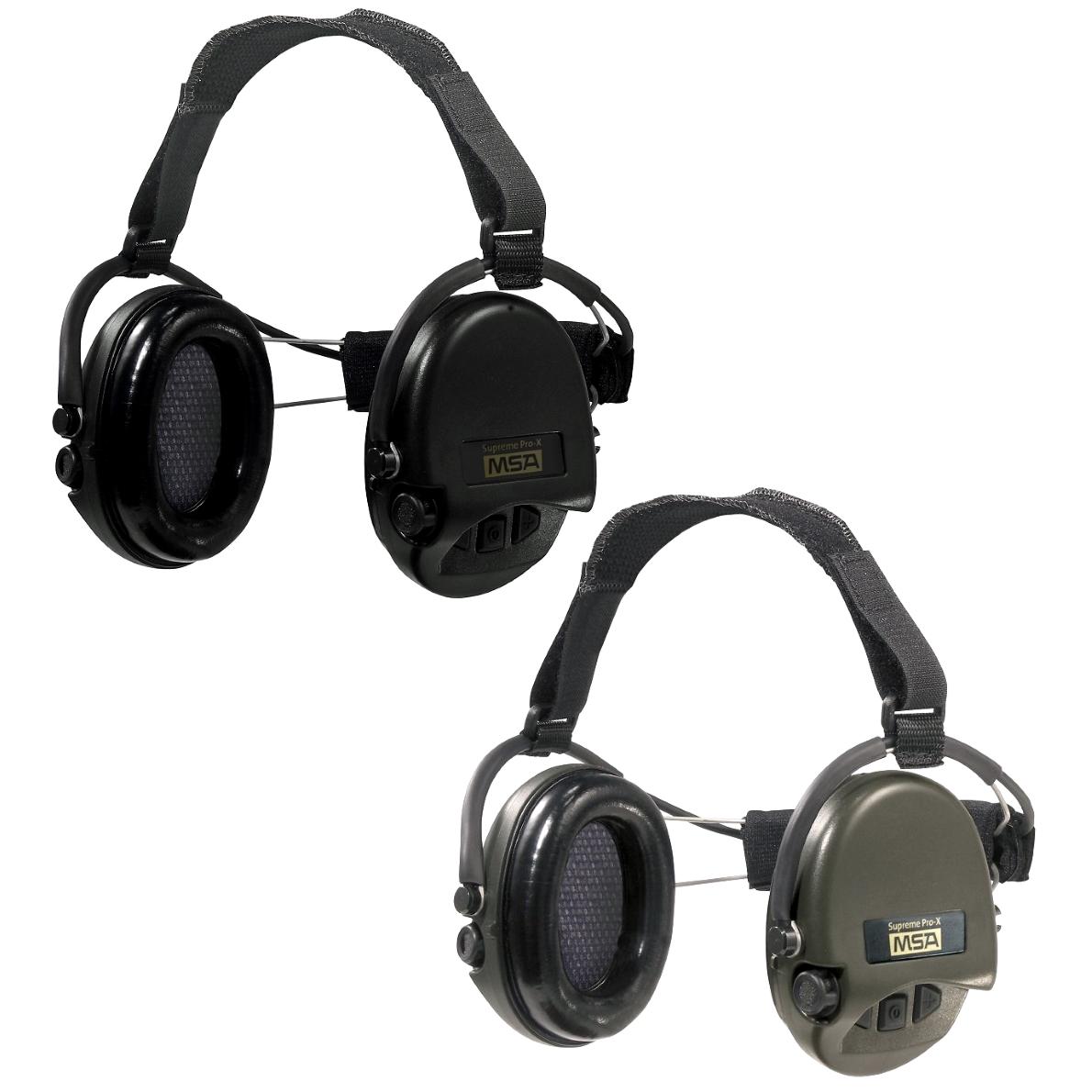 f5a11d0d18af MSA Supreme Pro X hallásvédő (nyakpántos változat)