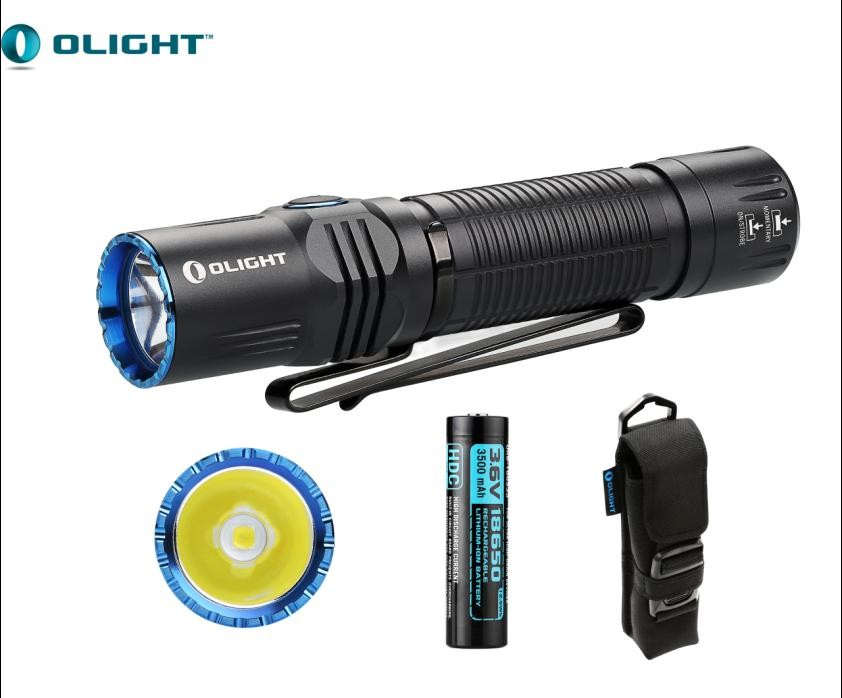 Olight M2R Warrior lámpa